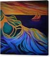 Emergence Canvas Print