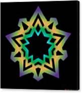 Emerson Star Canvas Print