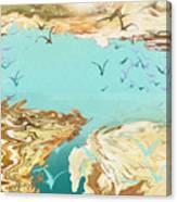 Emigration  Canvas Print