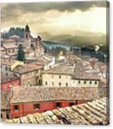 Emilia Romagna Italy Canvas Print
