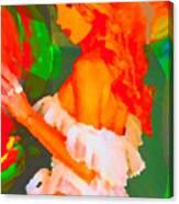 Emma's Reverie Canvas Print