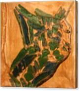 Emmet - Tile Canvas Print
