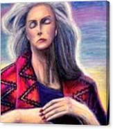 Emmylou Harris Canvas Print