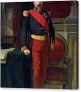 Emperor Of France Canvas Print