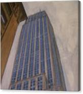 Empire State Building 2 Canvas Print