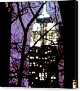 Empire State From Madison Park 1 Canvas Print