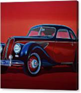 Emw Bmw 1951 Painting Canvas Print