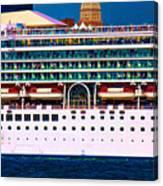 En Voyage Canvas Print