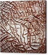 Encased - Tile Canvas Print