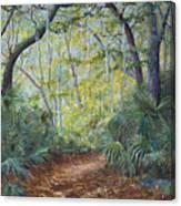 Enchanted Bend Canvas Print