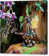 Enchanted Encounters Canvas Print
