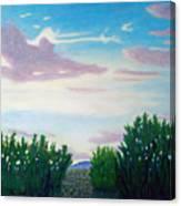 Enchanted Land Canvas Print