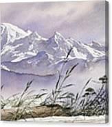 Enchanted Mountain Canvas Print