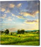 Enchanted Valley Canvas Print