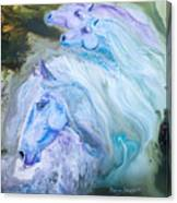 Enchanted Waters Canvas Print