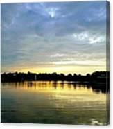 Edinboro Lake Canvas Print