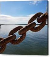 Endless Chain Of Hope  Canvas Print