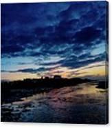 Endless Nights  Canvas Print