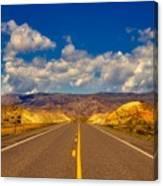 Endless Wyoming  Canvas Print