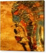 Ends - Tile Canvas Print
