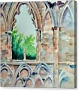Enduring Artistry Canvas Print