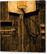 Enduring Echoes Canvas Print