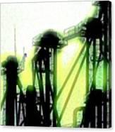 Energize Field Canvas Print