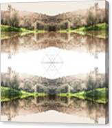 Energy And Light  Canvas Print