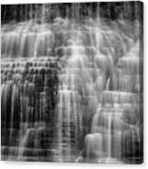 Lower Falls Cascade #2 Canvas Print