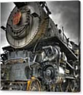 Engine 460 Canvas Print