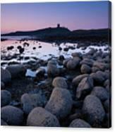 England, Northumberland, Embleton Bay. Canvas Print
