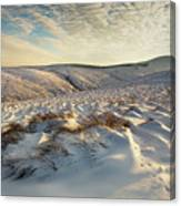 England, Northumberland, Harthope Valley Canvas Print