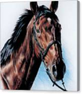 English Hunter Canvas Print