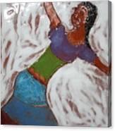 Enid - Tile Canvas Print