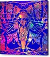 Enigma In Abstraction Canvas Print