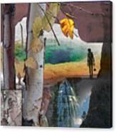Enjoy Nature Canvas Print