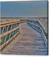 Enjoy Your Walk Canvas Print