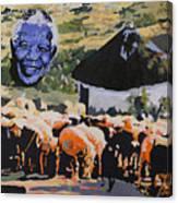 Enkosi Kakhulu Hamba Kahle Tat' Umadiba Canvas Print