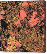 Entanglement Canvas Print