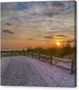 Enter Paradise- Avalon New Jersey Canvas Print
