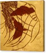Enters - Tile Canvas Print