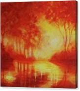 Envisioning Illumination Canvas Print