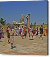 Ephesis Period Performers Canvas Print