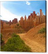 Epic Bryce Canyon Canvas Print