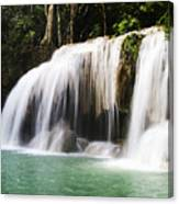 Erawan National Park Canvas Print