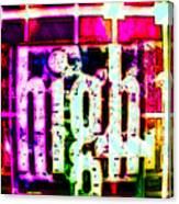 Eric Dolphy On A Jazz High Canvas Print