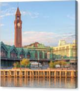 Erie Lackawanna Terminal IIi Canvas Print