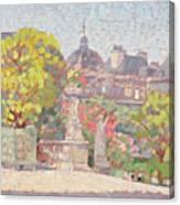 Ernest Moulines Canvas Print
