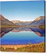 Ernie Lake Canvas Print
