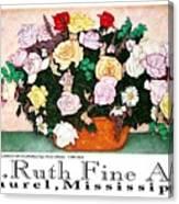 E.ruth Fine Art Poster 2 Canvas Print